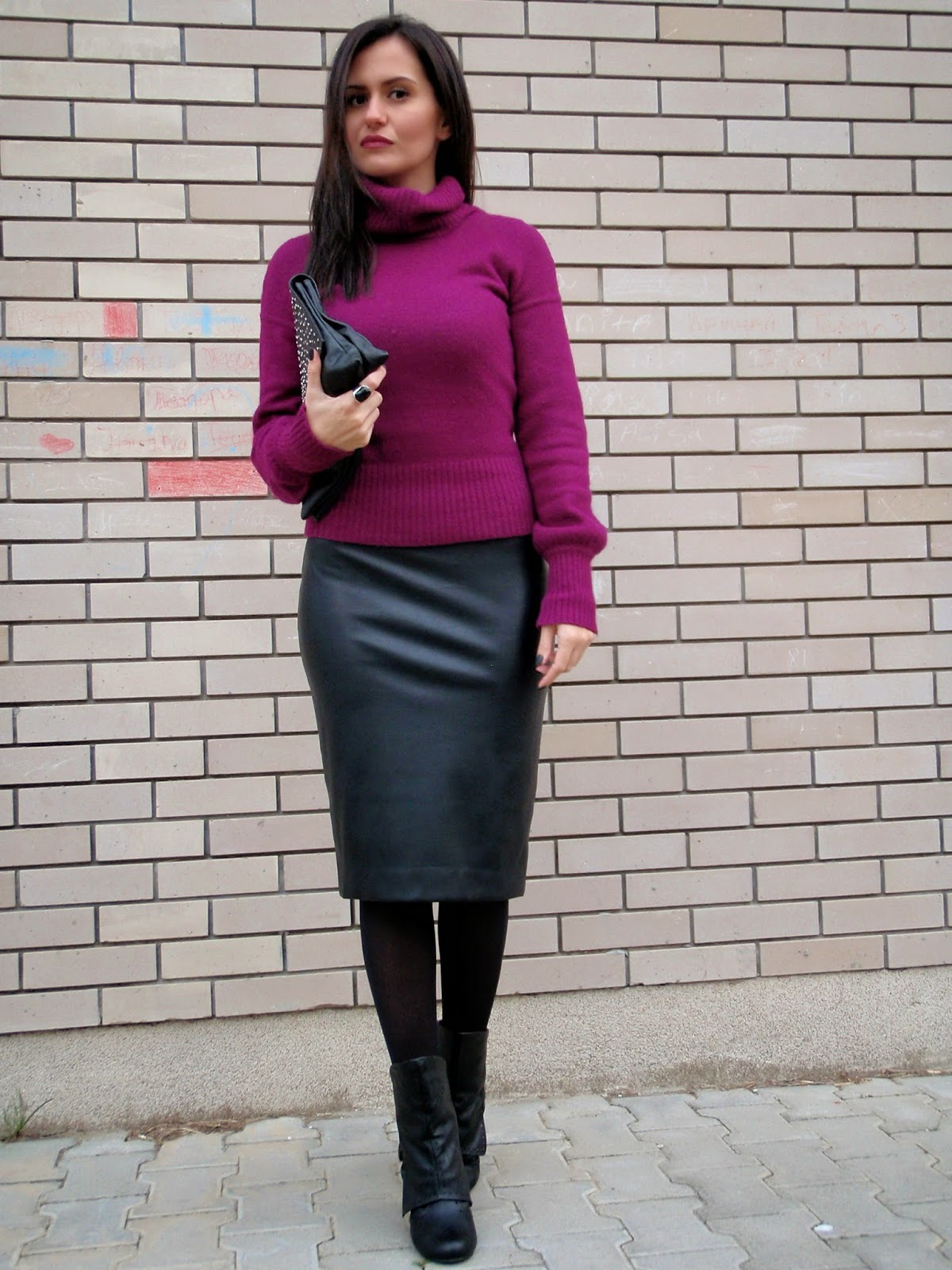 HeadInTheClouds: PENCIL SKIRT