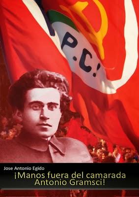 Manos fuera del camarada Antonio Gramsci!!