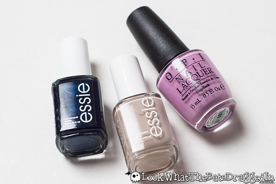 Mercedes-Benz Fashion Week Australia wrap up and beauty product haul Essie OPI nail polish Midnight Cami Sand Tropez Lucky Lucky Lavender