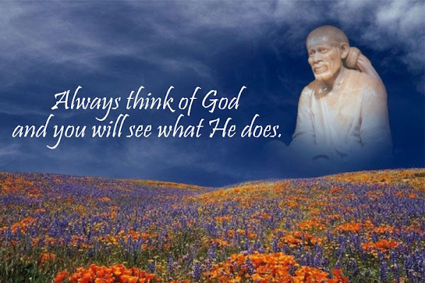 Message from the teachings of Shri Shirdi Sai