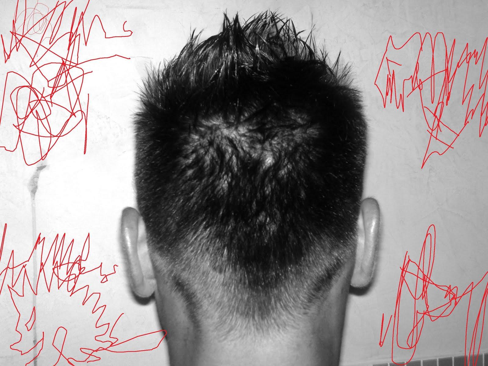 Tagli di capelli uomo dietro