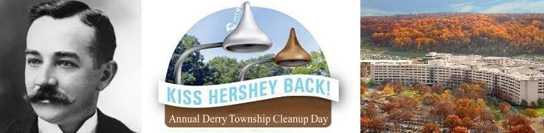 Kiss Hershey Back