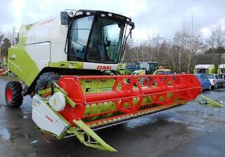 combine harvester for sale