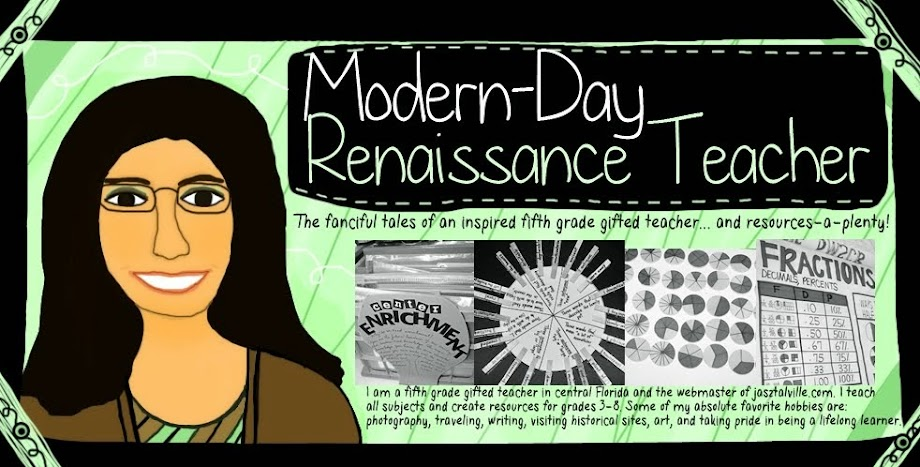 Modern-Day Renaissance Teacher