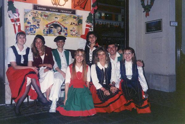 El primer Grupo de Jóvenes 1994