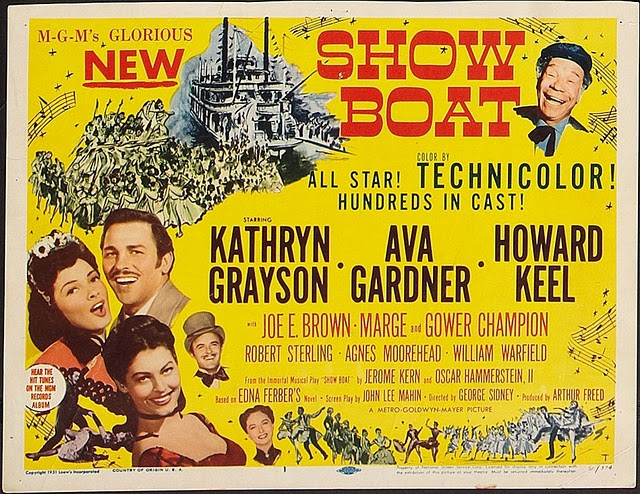 """""""Show Boat"""" (1951)"""