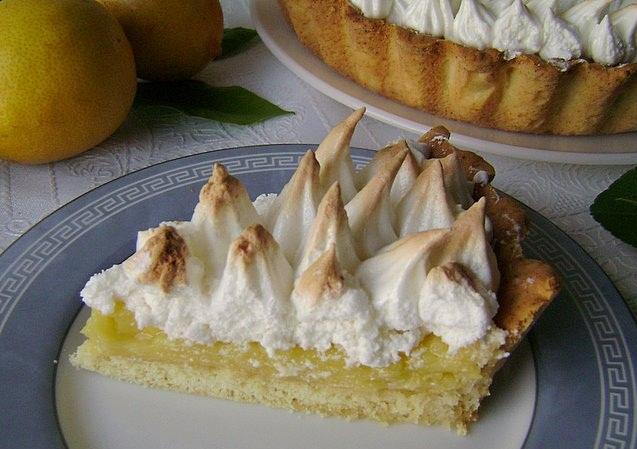 Lemon Pie Receta muy facil