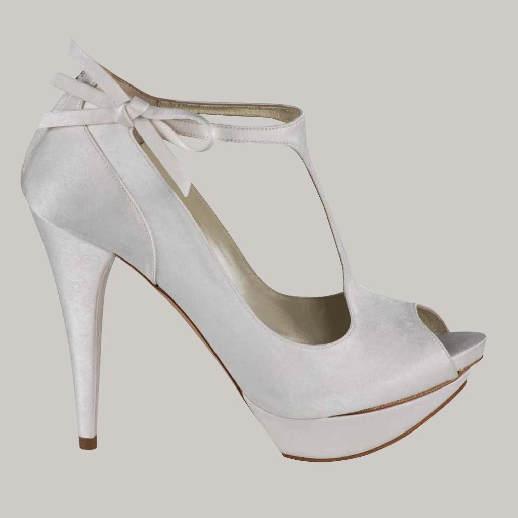 Fabulosos Zapatos de novias