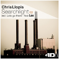 Chris Llopis Searchlight EP 4DigitalAudio