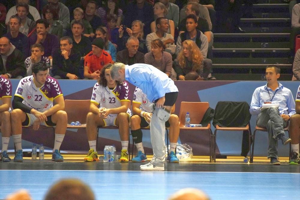 Thierry Anti: Dos partidos de suspensión - Foto Gentileza handnews.fr