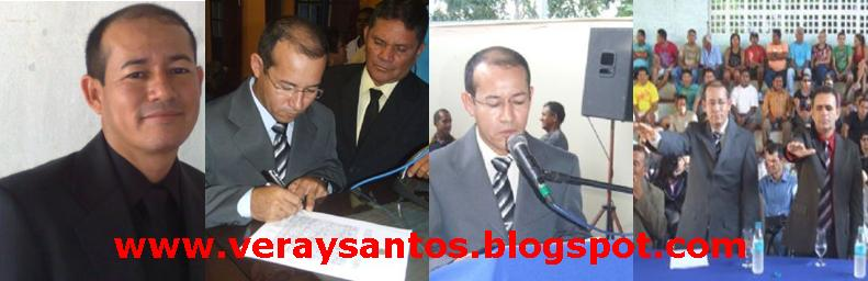 Vereador Ray Santos