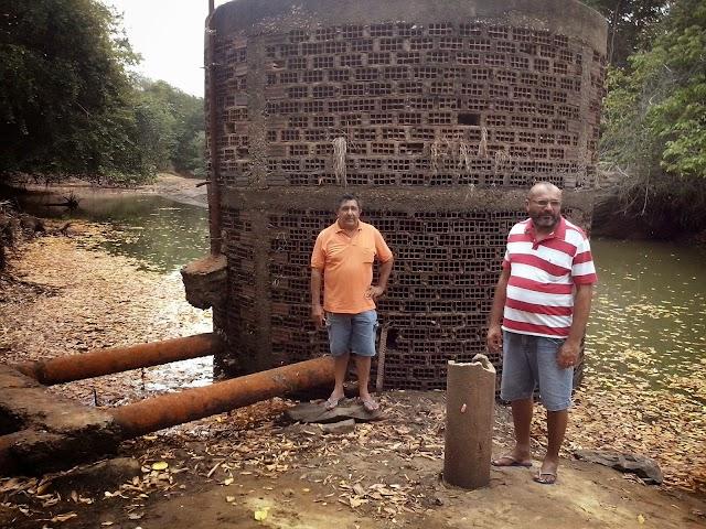 REGIONAL: CIDADES ABASTECIDAS DE ÁGUA PELO RIO COREAÚ ENTRAM EM COLAPSO