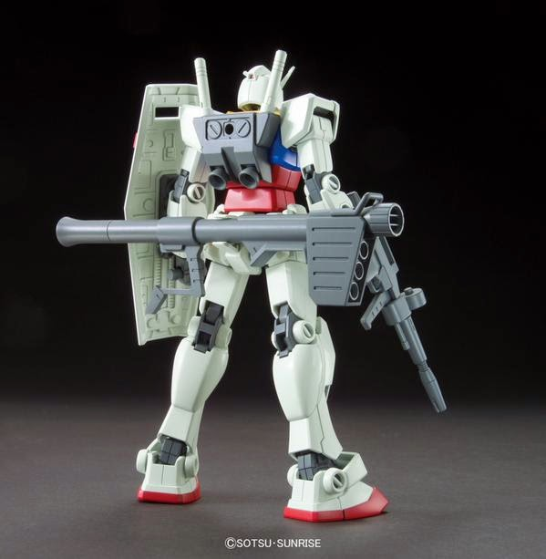 gundam revive model kit century