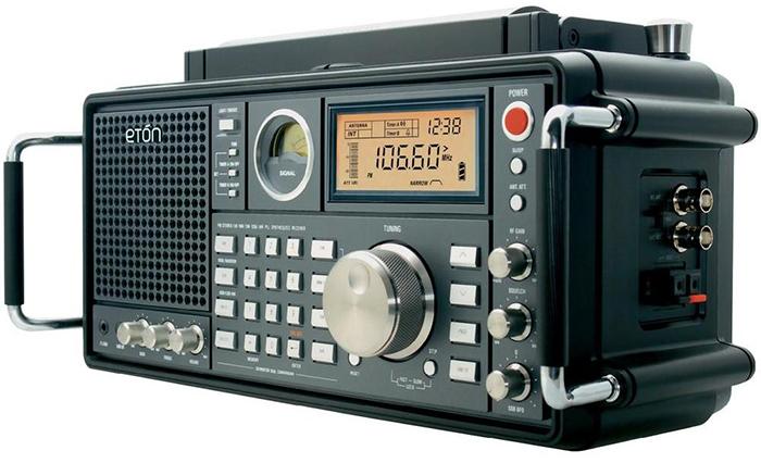 Настройка радиостанций