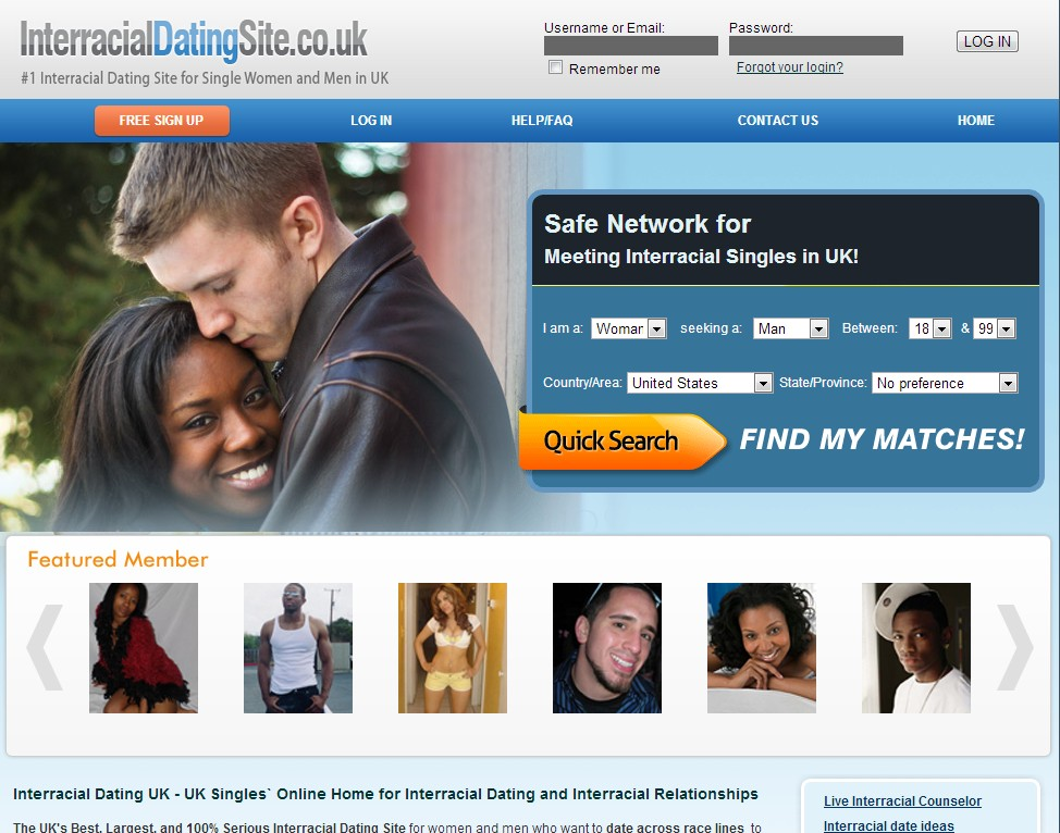 list of interracial dating websites The amwf social network is a virtual community for asian guys and white girls, black girls, hispanic girls, etc and vice versa lots of cute and hot asian guys and girls on the site we are a website that promotes friendship between asians and westerners, encouraging cultural and language exchange among members from diverse backgrounds.