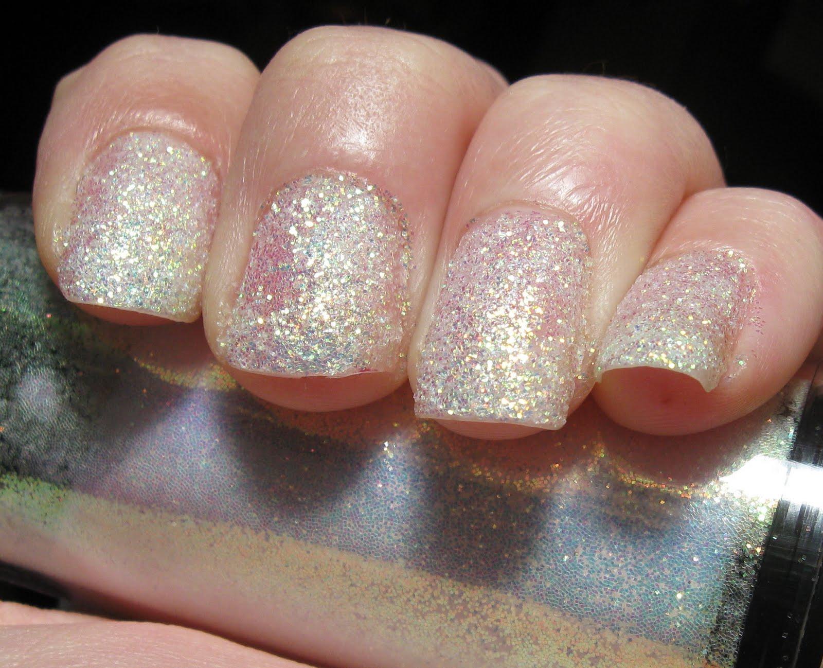 Polish and Pigments: Glitter Review: Bleeders & Flecks