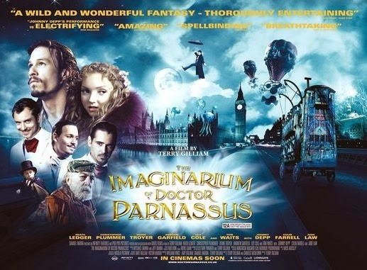 The Imaginarium of Dr.Parnassus