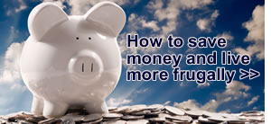 9 Ways To Live More Frugally