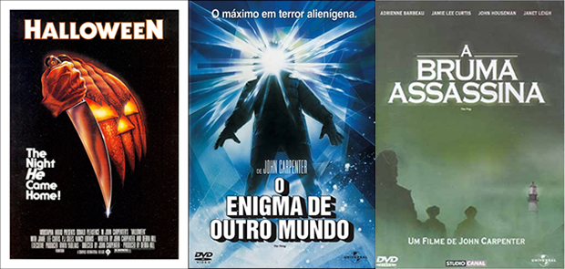 Mestres do Horror: John Carpenter