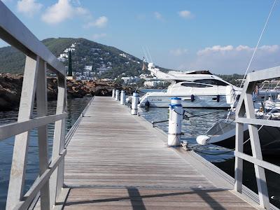 Harbour Santa Eulalia, Ibiza