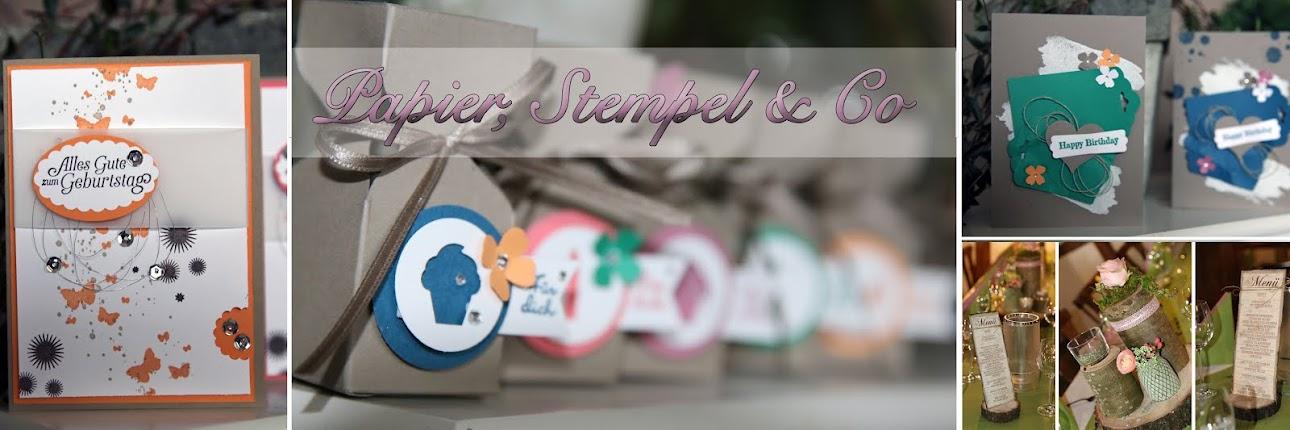 Papier, Stempel & Co