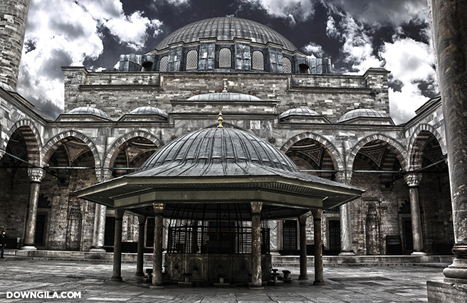 MASJID MOSQUE Sultan Selim Mosque
