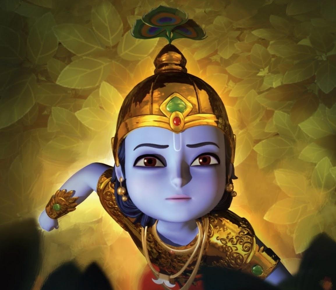 Disney Cartoon Little Krishna HD Wallpapers