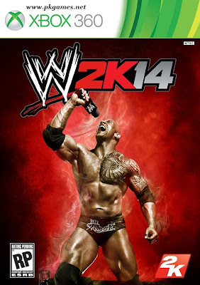 Download WWE 2K14 For XBOX360