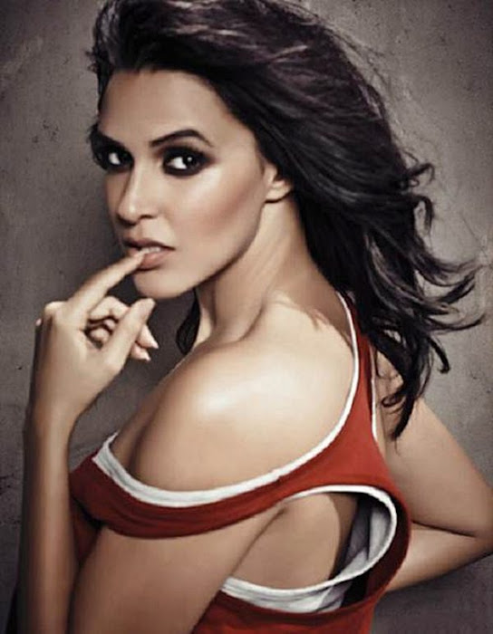 neha dhupia | spicy shoot for fhm mag actress pics