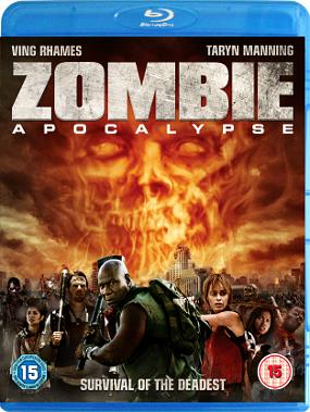 Filme Poster Apocalipse Zumbi BDRip XviD & RMVB Legendado