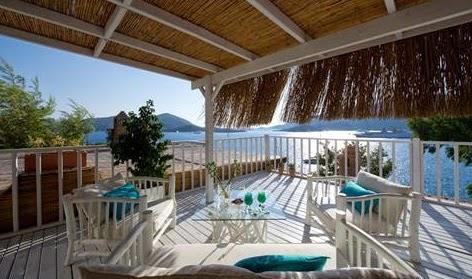 karia-bel-otel-bozburun-deniz-manzaraları-oda