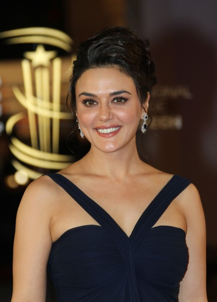 Preity Zinta1 - Preity Zinta Latest Pics Dec 2011 At International Film Festival of Marrakech 2011