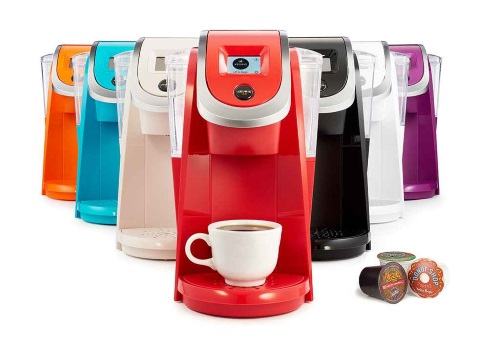 12 Days of Christmas Giveaways Day 2 - Keurig Brewer