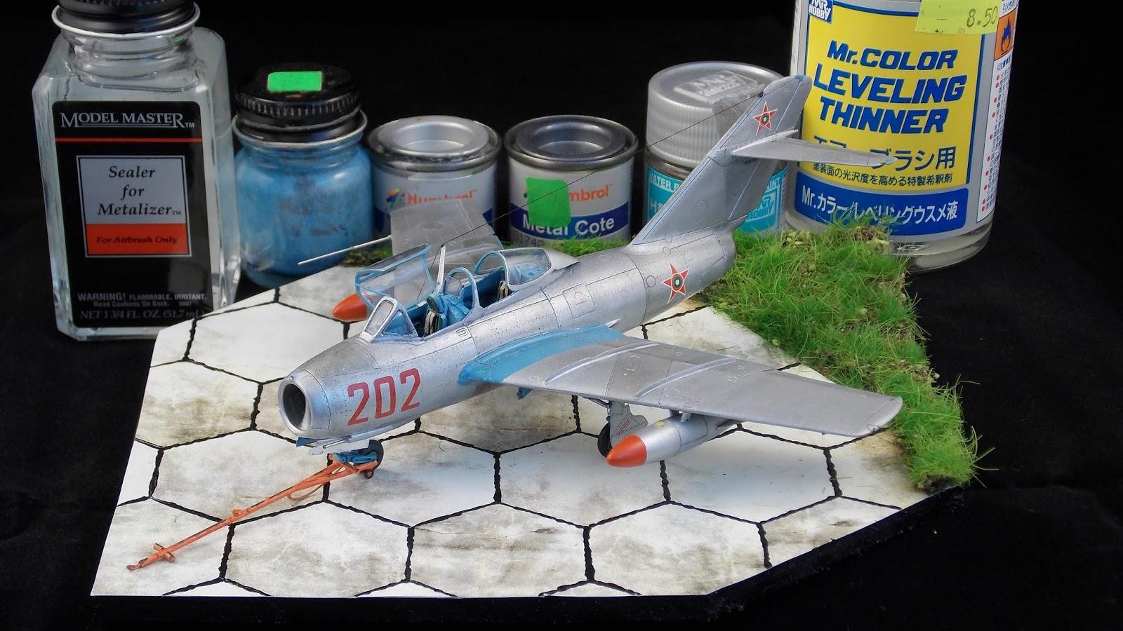 MiG - 15 Uti hobby boss 1:72