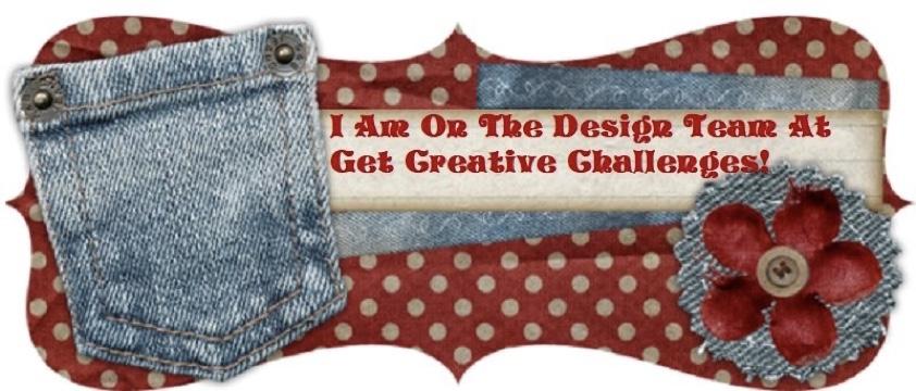 Get Creative Challenge Design Team Member