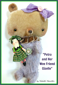 """Petra and her Dolly Gizelle"""