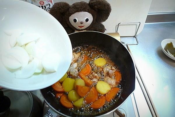 鶏じゃがの作り方(3)