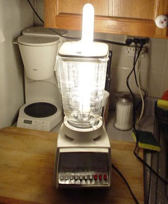 Creative and Cool Reuse of Old Blenders (10) 3