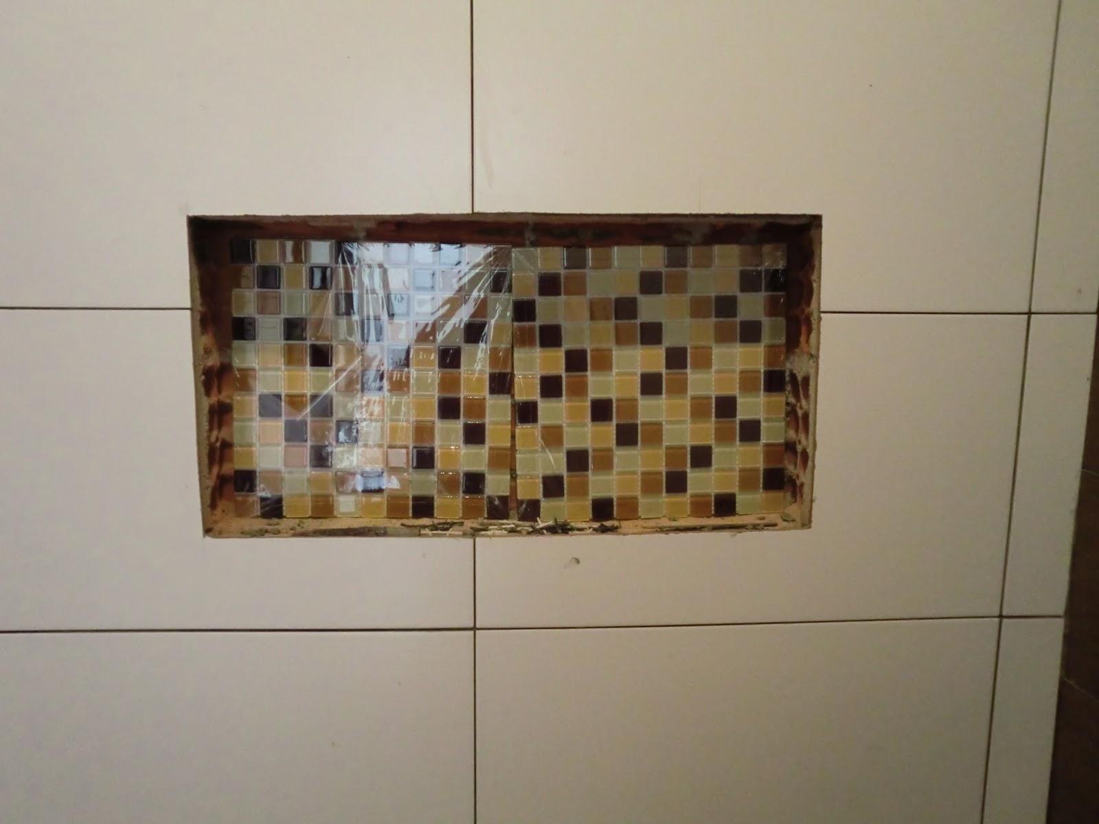 Reforma do Banheiro Pequeno Progresso Casa e Reforma #63482B 1600 1200
