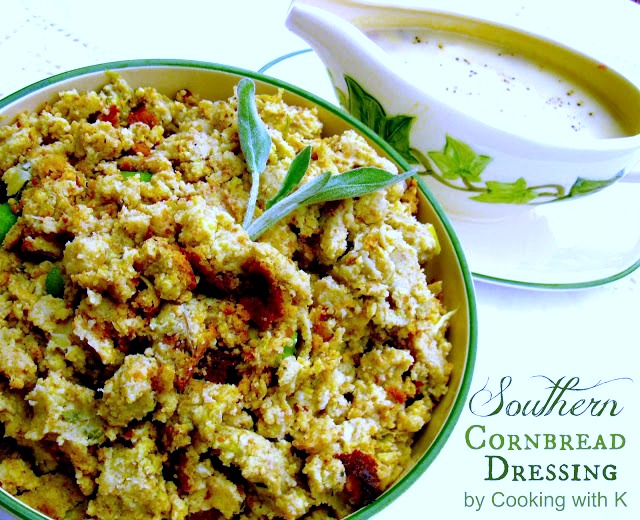 how to make turkey stuffing from scratch