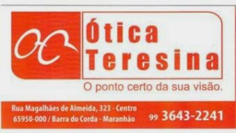 ÓTICA TERESINA