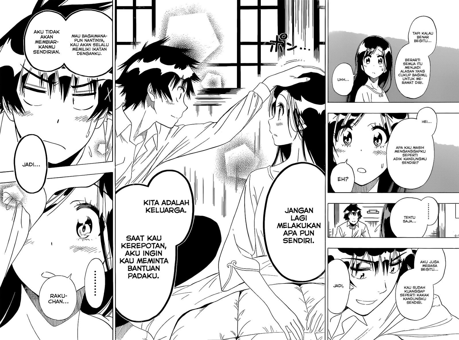 Komik nisekoi 147 - yui nee 148 Indonesia nisekoi 147 - yui nee Terbaru 14|Baca Manga Komik Indonesia|
