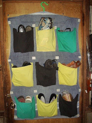 Cloth Made Shoe Organiser