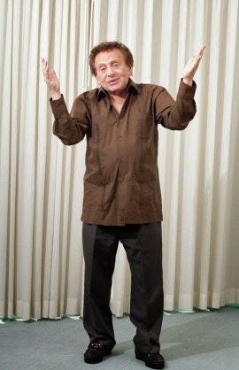 Comedian Jackie Mason