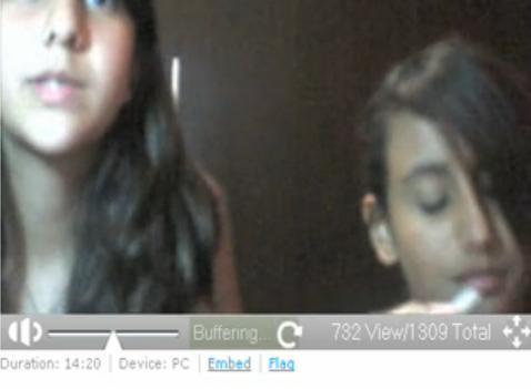 Novinha Se Eibindo Na Webcam