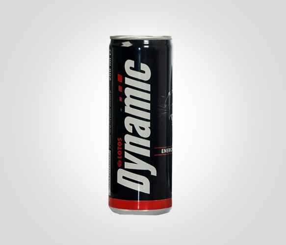 Lotos Dynamic Energy Drink