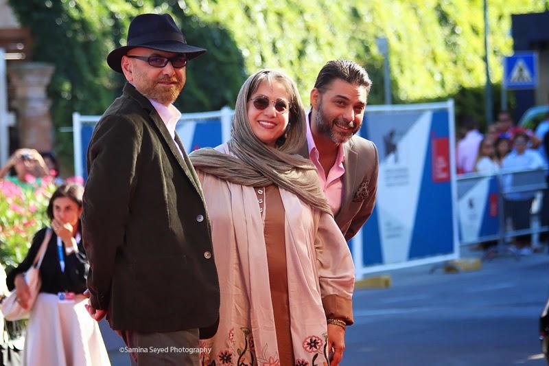 Rakhshan Bani-Etemad, Peyman Maadi, Habib Rezaei