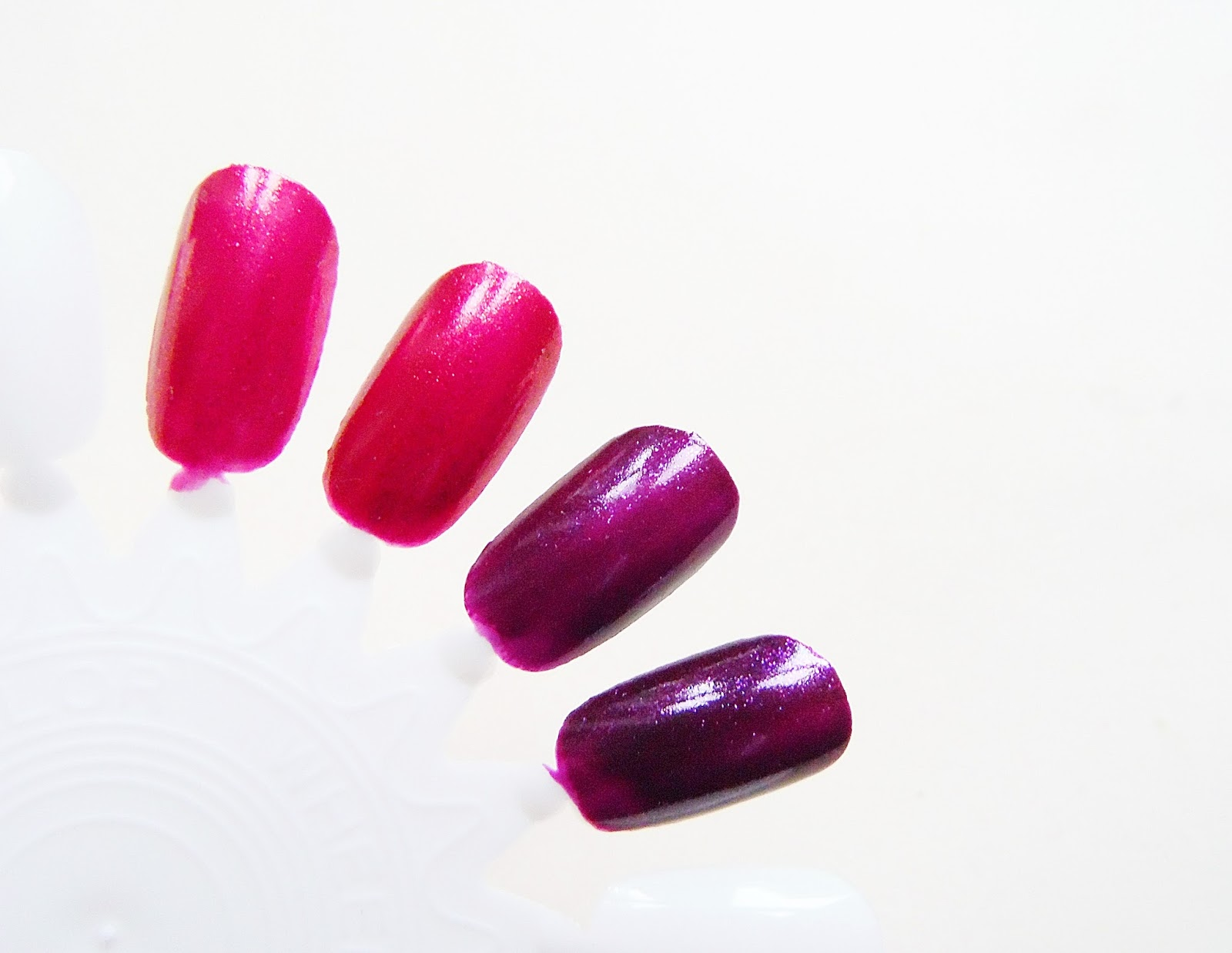 Barry M Limited Edition Gelly Nail Polishes