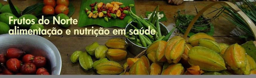 Frutos do Norte: alimentação e nutrição em saúde