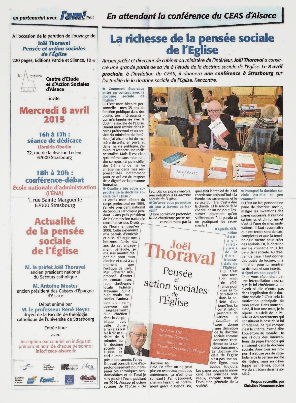 Blog de jo l thoraval conf rence strasbourg for Comfaience de strasbourg
